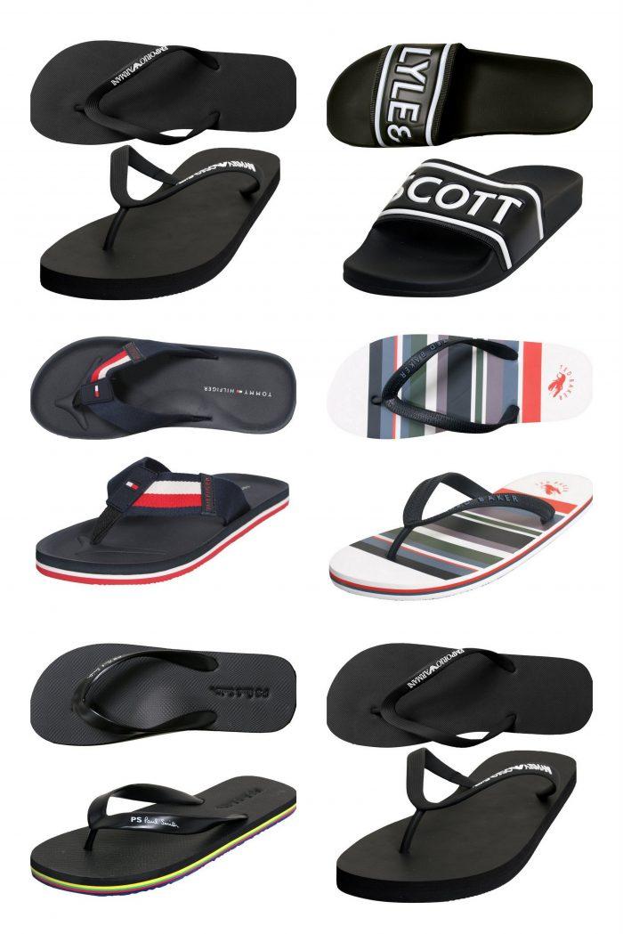 Men's Designer Flip Flops