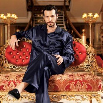 Versace Silk Pyjamas