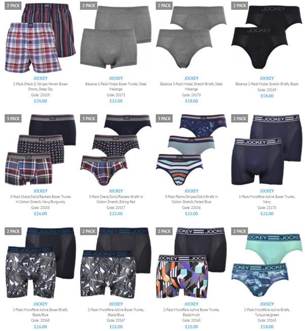 Jockey Underwear New-In For SS21