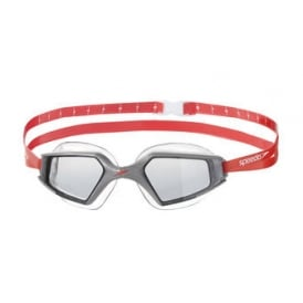 Aquapulse Max Swimming Goggles, Chrome/Smoke