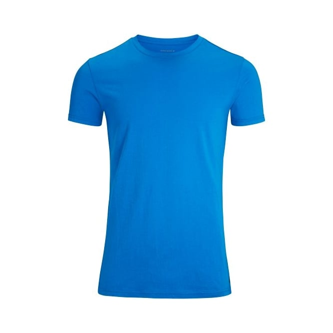 Bjorn Borg Crew-Neck Cotton Modal T-Shirt, Electric Blue