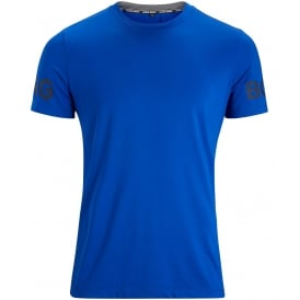 Hydro Pro Active T-Shirt, Brilliant Blue