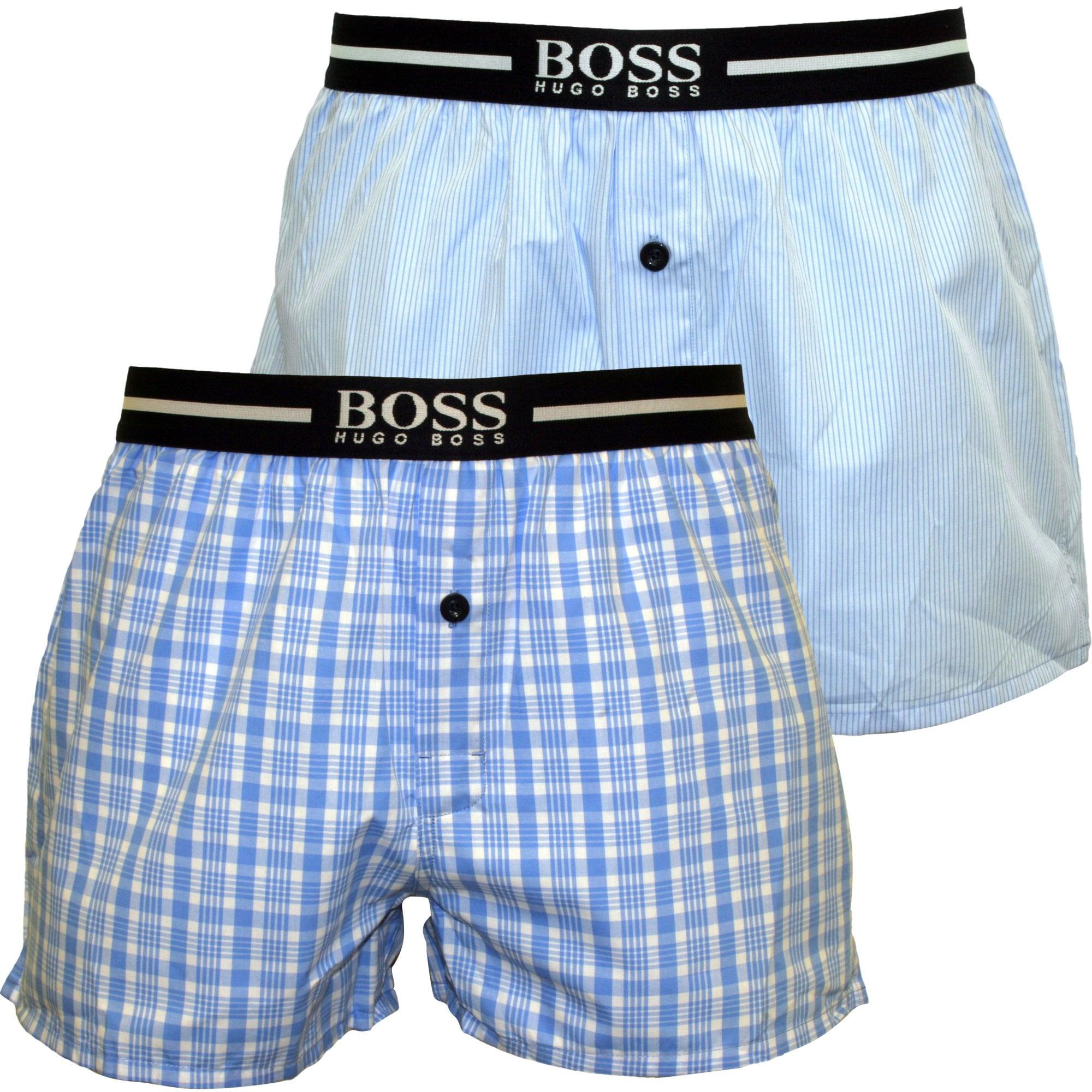BOSS HUGO BOSS Mens Stripe Boxer