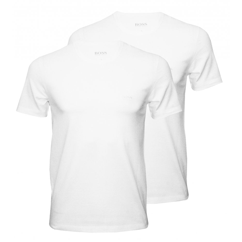 4f70c2219 2-Pack Relaxed-Fit V-Neck T-Shirts | Hugo Boss Men's T-shirts | UnderU