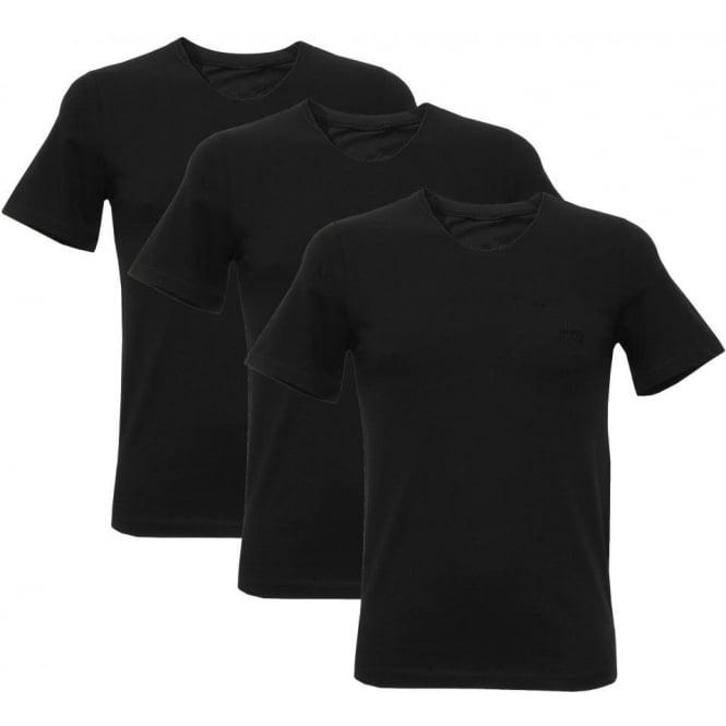5c4ad468d 3-Pack Multi Crew-Neck T-Shirts | Hugo Boss Men's T-shirts | UnderU