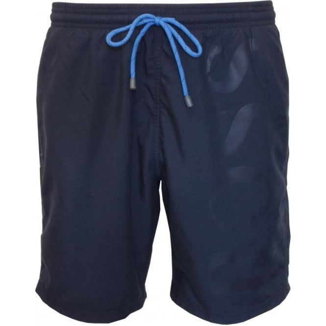 4a33b386d Hugo Boss Orca Swim Shorts, Navy | UnderU