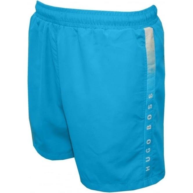 1206a0c0 Hugo Boss Seabream Swim Shorts, Turquoise | UnderU