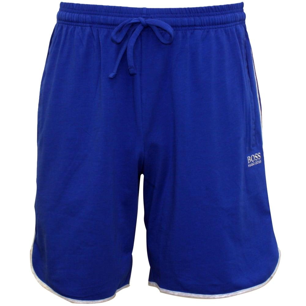 afd8cbd76a Hugo Boss Jersey Tracksuit Shorts Blue | Hugo Boss UnderU | UnderU