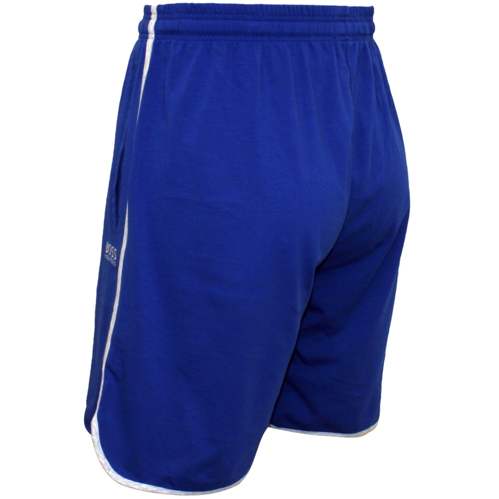 498be2af2 Hugo Boss Jersey Tracksuit Shorts Blue | Hugo Boss UnderU | UnderU