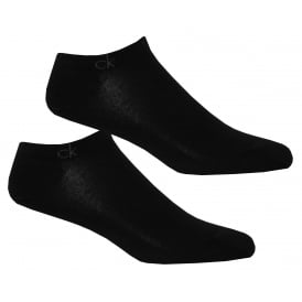 2-Pack Casual Trainer Socks, Navy