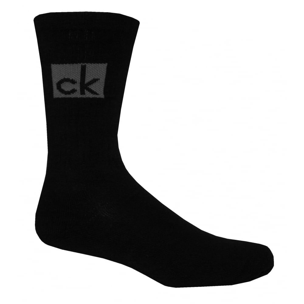 Calvin Klein 3 Pack Cushioned Ribbed