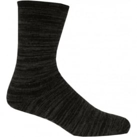 Home Slipper Socks, Black