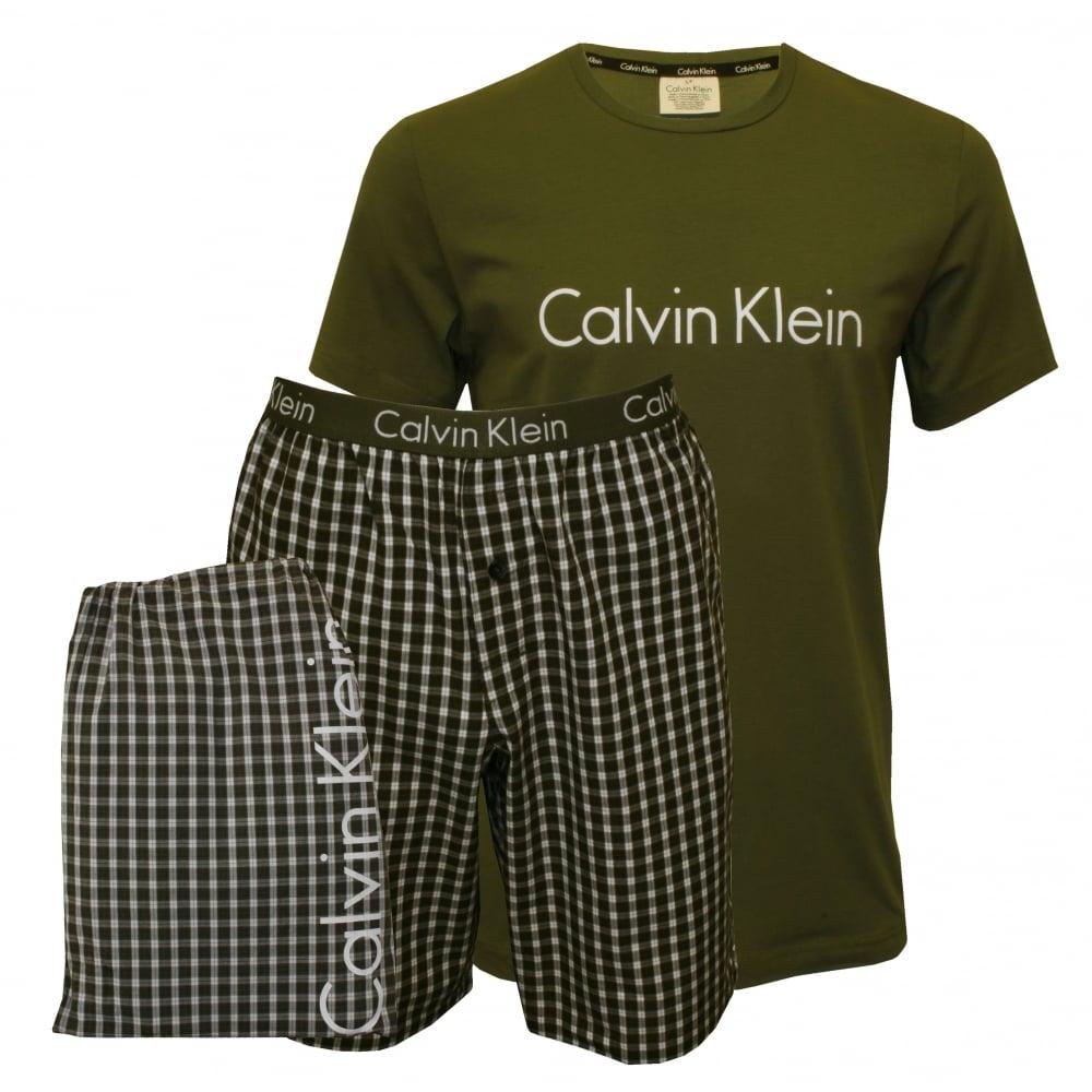 Calvin Klein Pyjama Set Shorts & T