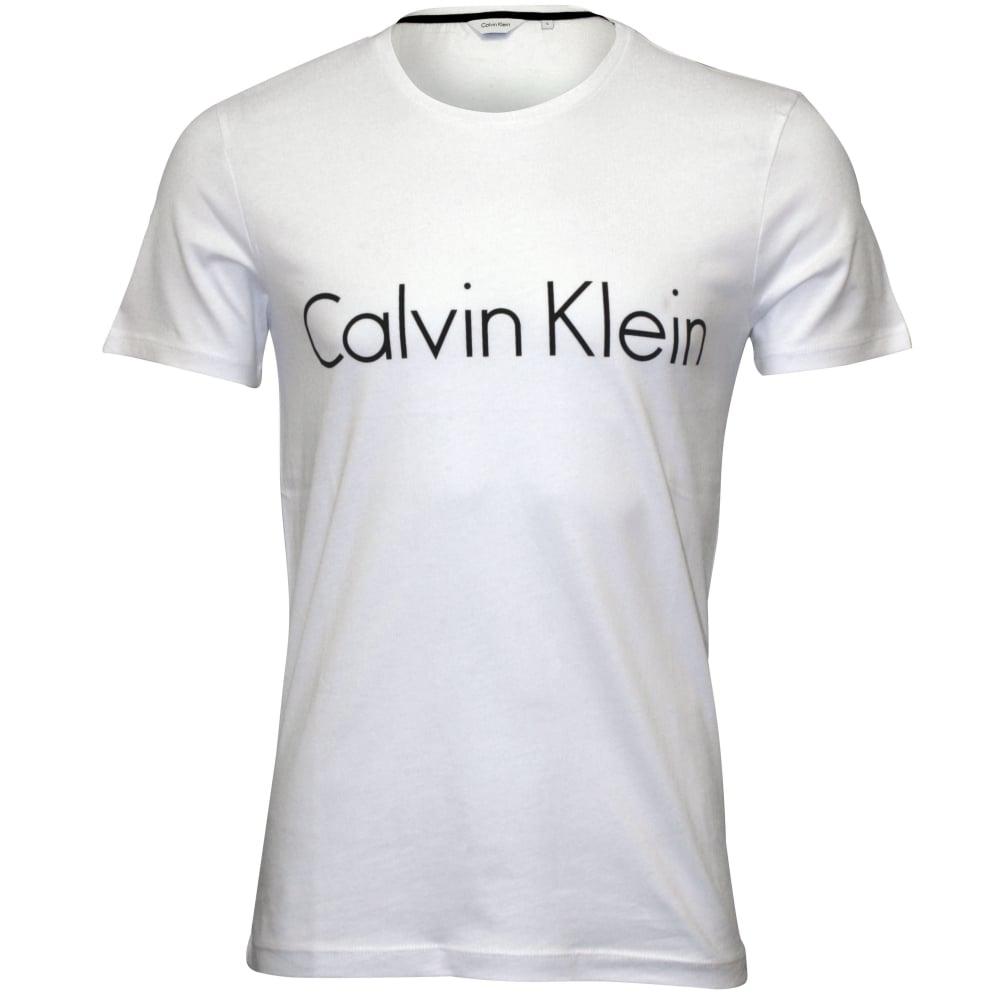 White White Tshirts Tshirts Calvinklein