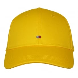 Classic Baseball Cap, Lemon Yellow