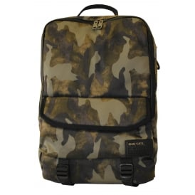 "Men's ""F-Close Back"" Backpack Bag, Camouflage"