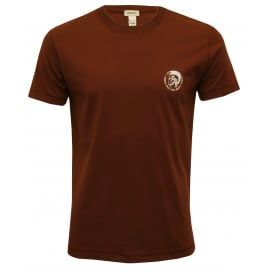 Mohawk Short-Sleeve Jersey T-Shirt, Burgundy