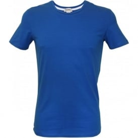 Randal Crew-Neck T-Shirt, Blue