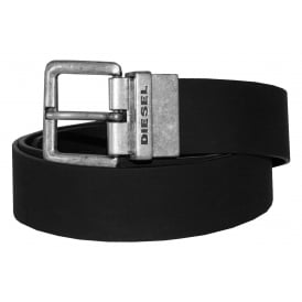 Reversible Chino Belt, Black/Brown