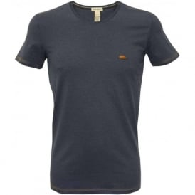 Under Denim Randal Crew-Neck T-Shirt, Blue