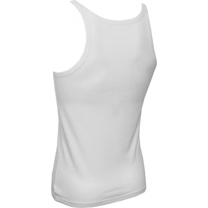 e62444318fc 2-Pack Pure Cotton Tank Top Vests, White