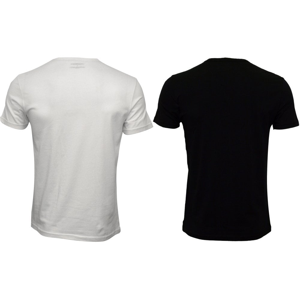 2bcd21f6484 Emporio Armani 2-Pack Stretch Cotton T-Shirts