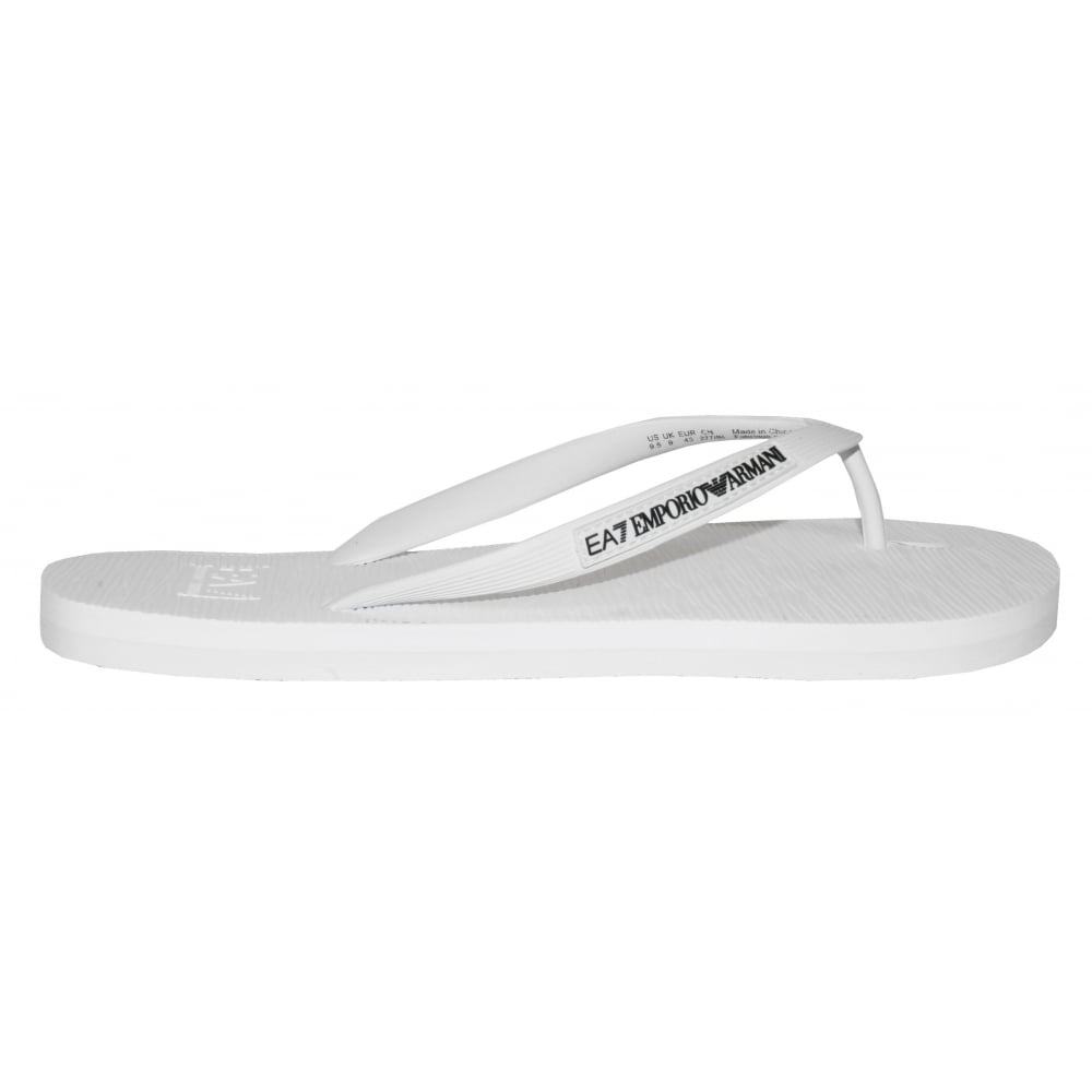 9eab0e1e03a1 Emporio Armani EA7 Classic Flip Flops