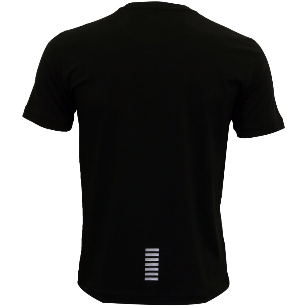 ea7 black t shirt