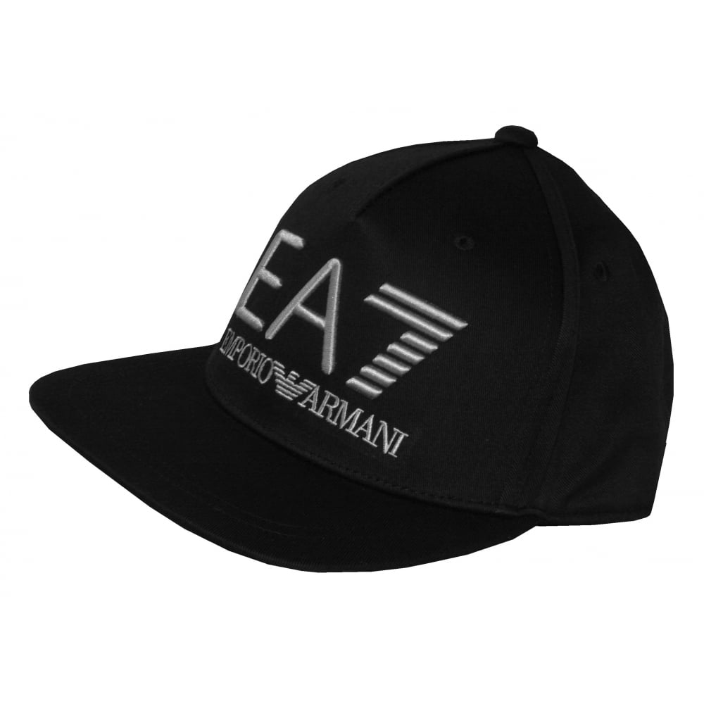 Emporio Armani EA7 Large Logo Baseball Cap e5cec1ef0c24