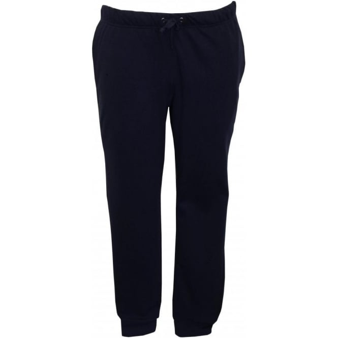 another chance value for money factory outlets Light-weight Contrast Detail Jogging Bottoms, Navy
