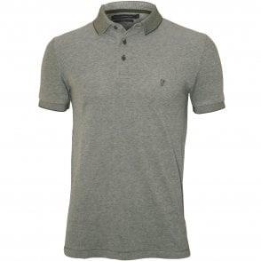 568aa359 Calvin Klein Refined Pique Cotton Polo Shirt, Royal Blue | UnderU