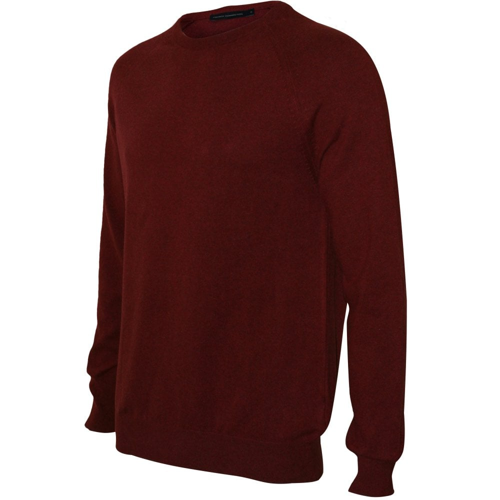 4eaf40e928c13 French Connection Luxe Crew-Neck Jumper