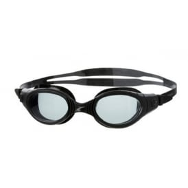 Futura Biofuse Swimming Goggles, Black/Smoke