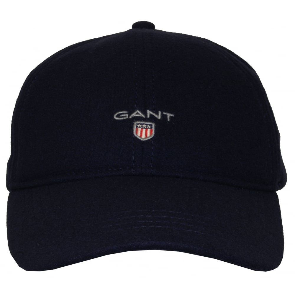 Gant Melton Wool Mix Baseball Cap 409eec4c70a3