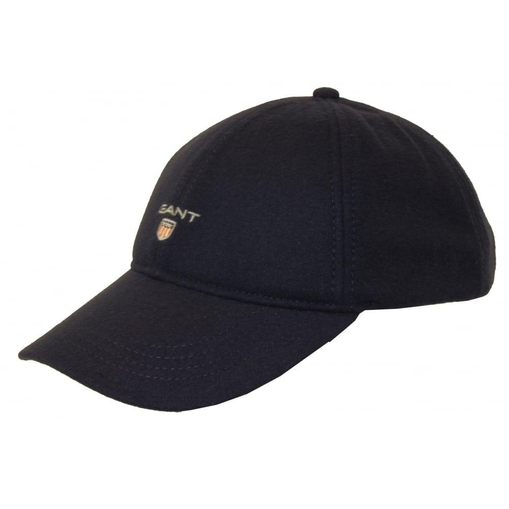 a0494f1880f Gant Melton Wool Mix Baseball Cap