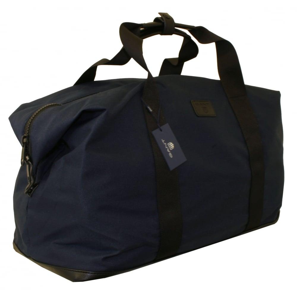 cd12e233af Gant Uptown Holdall Bag, Navy | Gant men's bags | UnderU