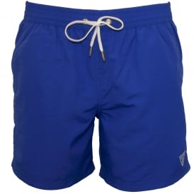 Classic Swim Shorts, Electric Blue