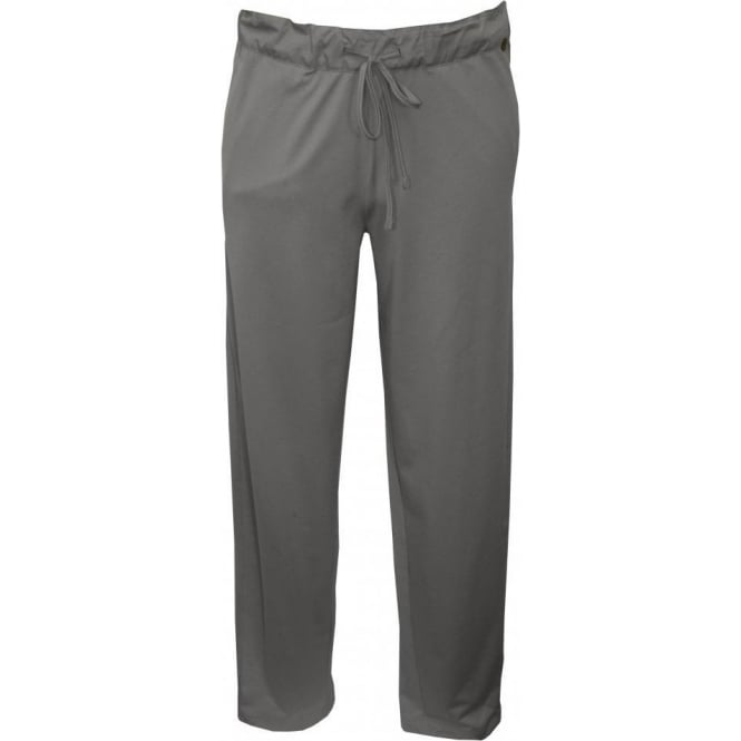 Hanro Night & Day Cotton Jersey Lounge Pants, Mineral Grey