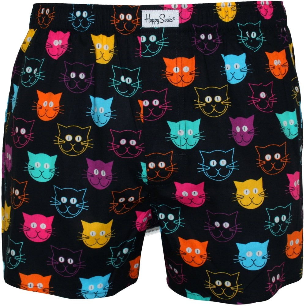 boxer shorts with cats