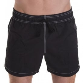 Delta Swim Shorts, Black