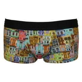 Havana Casas Low-Rise Boxer Trunk, Multicolour