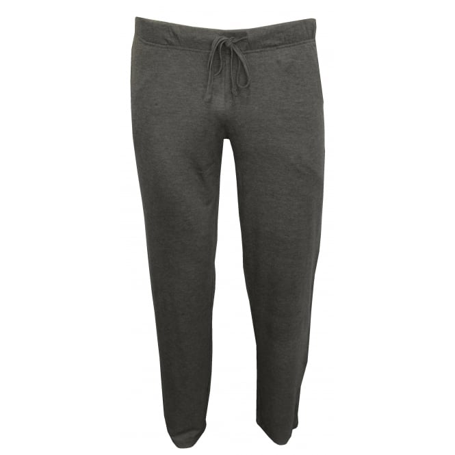 HOM Kid Modal Stretch Luxe Jersey Lounge Pants, Marl Grey