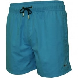 Marine Chic Blue Swim Shorts, Blue