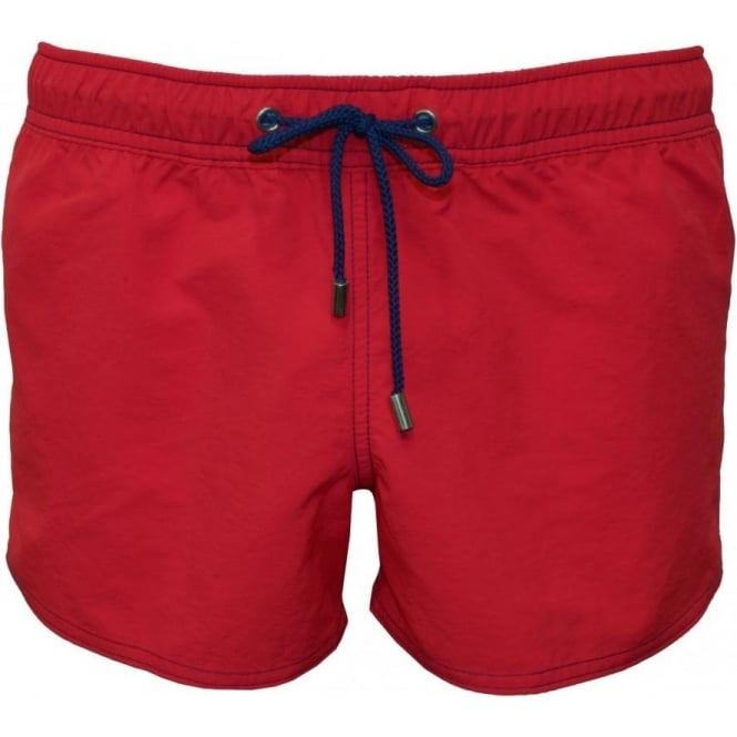 5131af37078 HOM Marine Chic Shorts, Red | UnderU