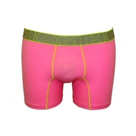 Performance Sport Waves Boxer Brief, Pink Melange