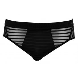 Temptation Pulsar Mini Brief, Black