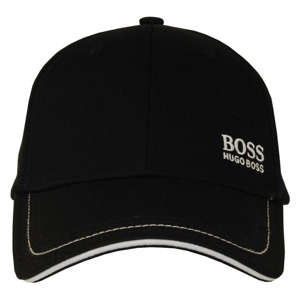 3dfd0565869 Hugo Boss  Cap 1  Cap by BOSS Green Black Hugo Boss caps UnderU