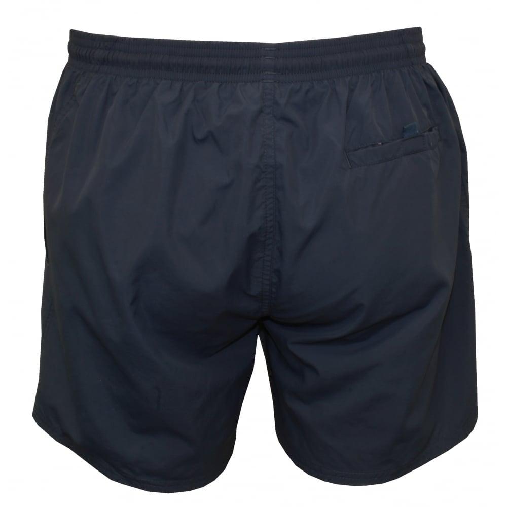 02a9f83af Hugo Boss Octopus Swim Shorts, Blue | Hugo Boss swimwear | UnderU
