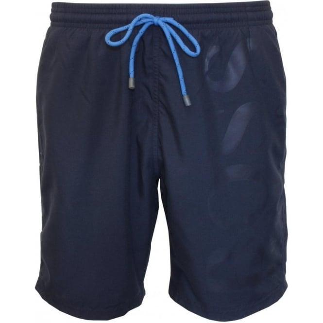 Boss Black Orca Swim Shorts - Blue