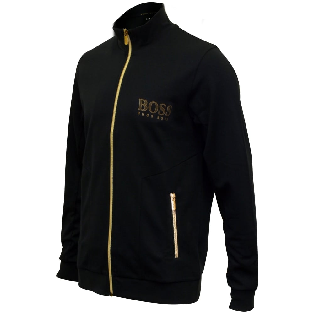 hugo boss zipper